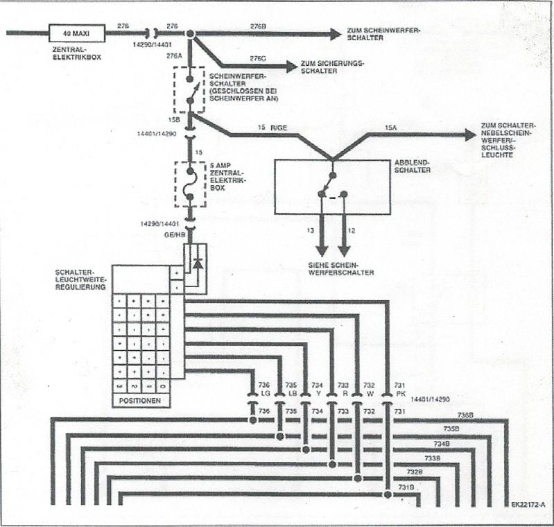 Gemütlich 2001 Ford Explorer Schaltplan Bilder - Der Schaltplan ...
